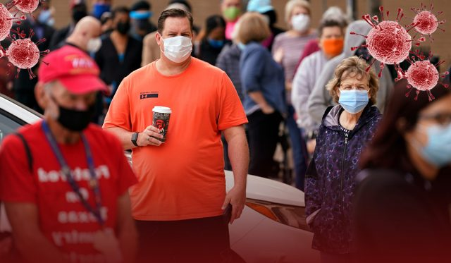 Texas coronavirus numbers decreases after 17 days of lifting restrictions