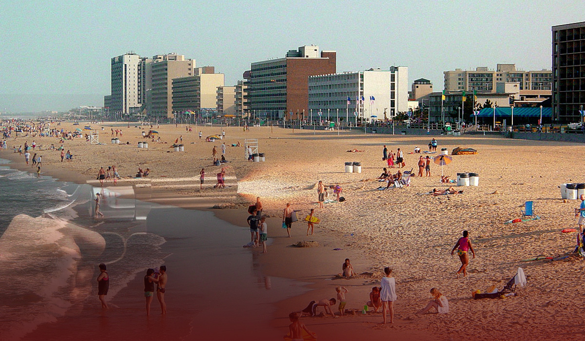 Two people killed and eight injured in Virginia Beach