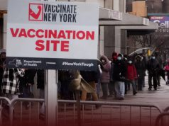The American Government speed up the Vaccine shipments