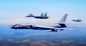 25 Chinese Military Jets enter Taiwan Air Zone - The Defense Ministry