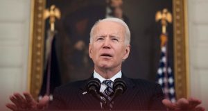 President Biden's first Budget Drew huge criticism over Military Spending
