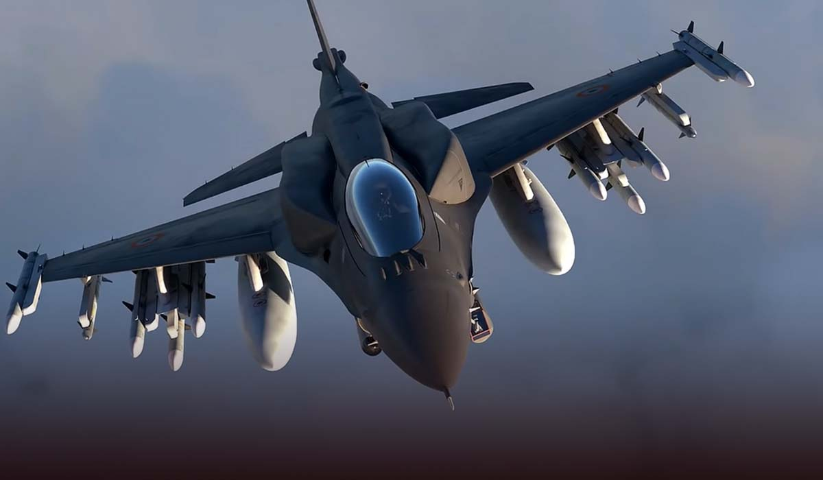 California National Guard put Fighter Jet on Standby