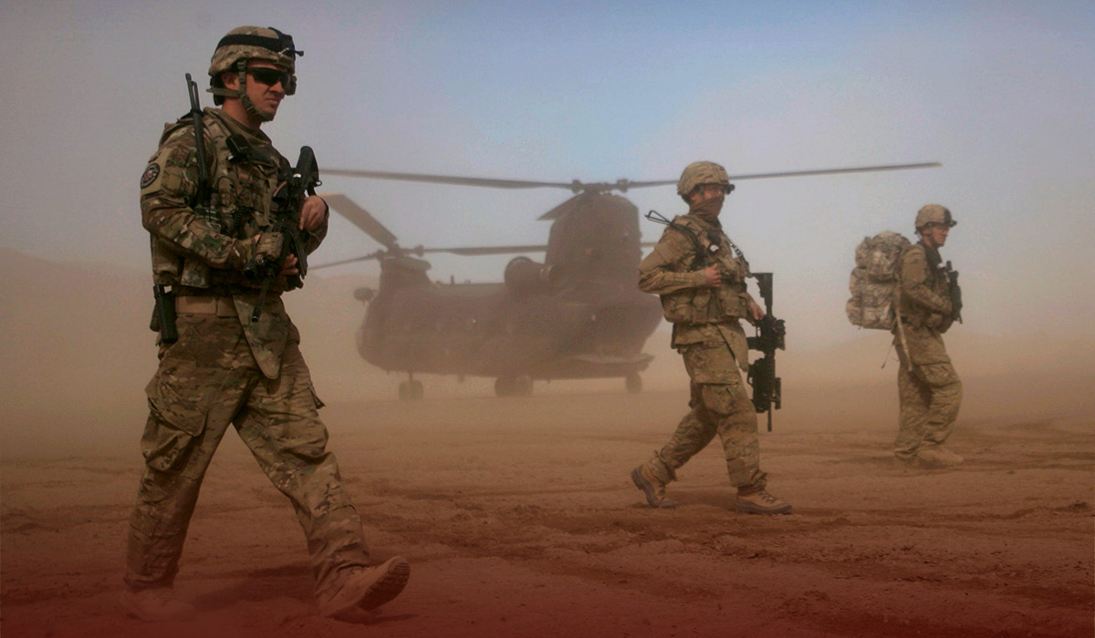 Don't use Sep 11 for Troop's withdrawal in Afghanistan - Trump to Biden