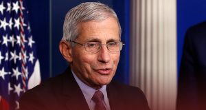 Dr Anthony Fauci Admits outdoor Coronavirus Transmission Low