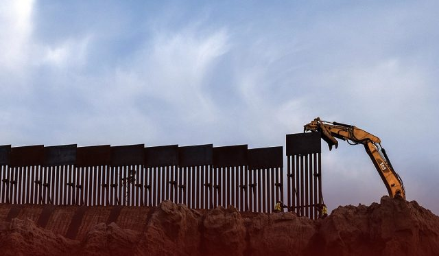 House republicans declared to restart Construction Border wall after mid-election win