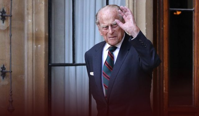 Companion of Queen Elizabeth II, Prince Philip, died at the age of 99