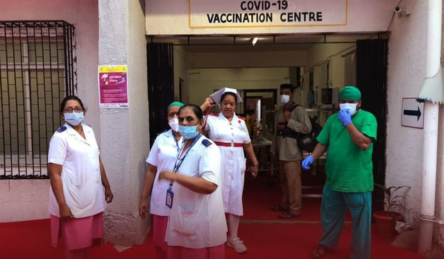 India's Coronavirus Outbreak Now at World's Worst
