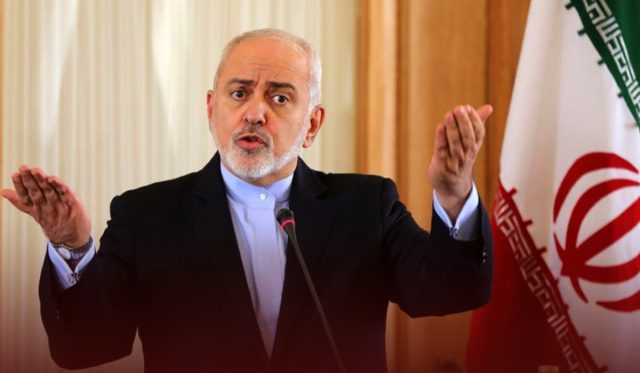 Zarif claimed that Kerry told Him About Israeli Convert Operations in Syria