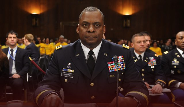 Lloyd Austin, Announces Ironclad United States Commitment to Israel