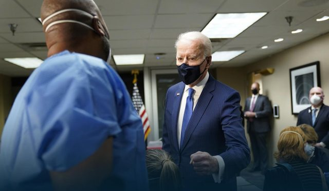No Masks Needed for Fully Vaccinated People – President Biden