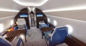 U.S. Supersonic Presidential Plane Exclusive Inside Look