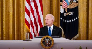 U.S. President Biden Sends Cabinet Members to Sell Infrastructure Plan
