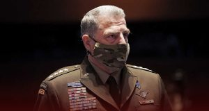 Afghan Forces Could Face an Uncertain Future – General Mark Milley