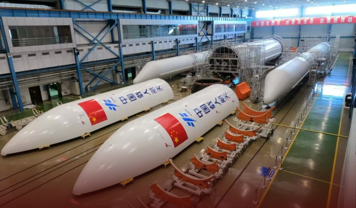 Chinese Rocket Expected to Hit Earth this Weekend
