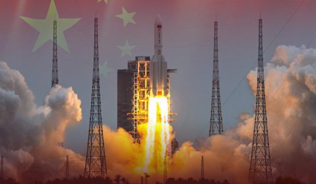 Chinese Out-of-Control Rocket Expected to Hit Earth this Weekend