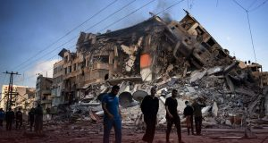 Hamas and Israel Agree to a Ceasefire after 11 Days of Conflict