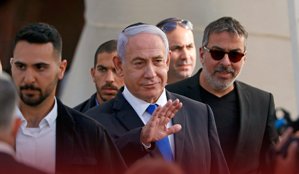 Benjamin Netanyahu Could Lose PM Seat as Rivals tried to join Forces
