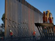 Pentagon announced to Cancel Trump's Border Wall Projects