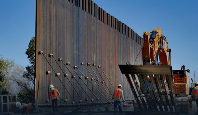 Pentagon announced to Cancel Donald Trump's Border Wall Projects
