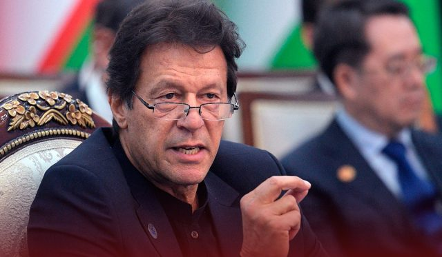 Pakistan PM said that Relations with India would be Betrayal to Kashmiris