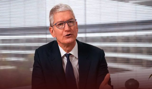 Apple CEO Tim Cook Faced tough Questions about Competition Issues