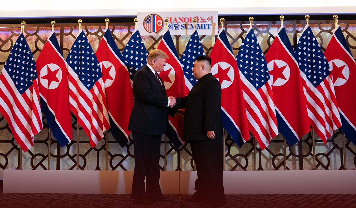 The United States Calls on Pyongyang to Engage Diplomatically