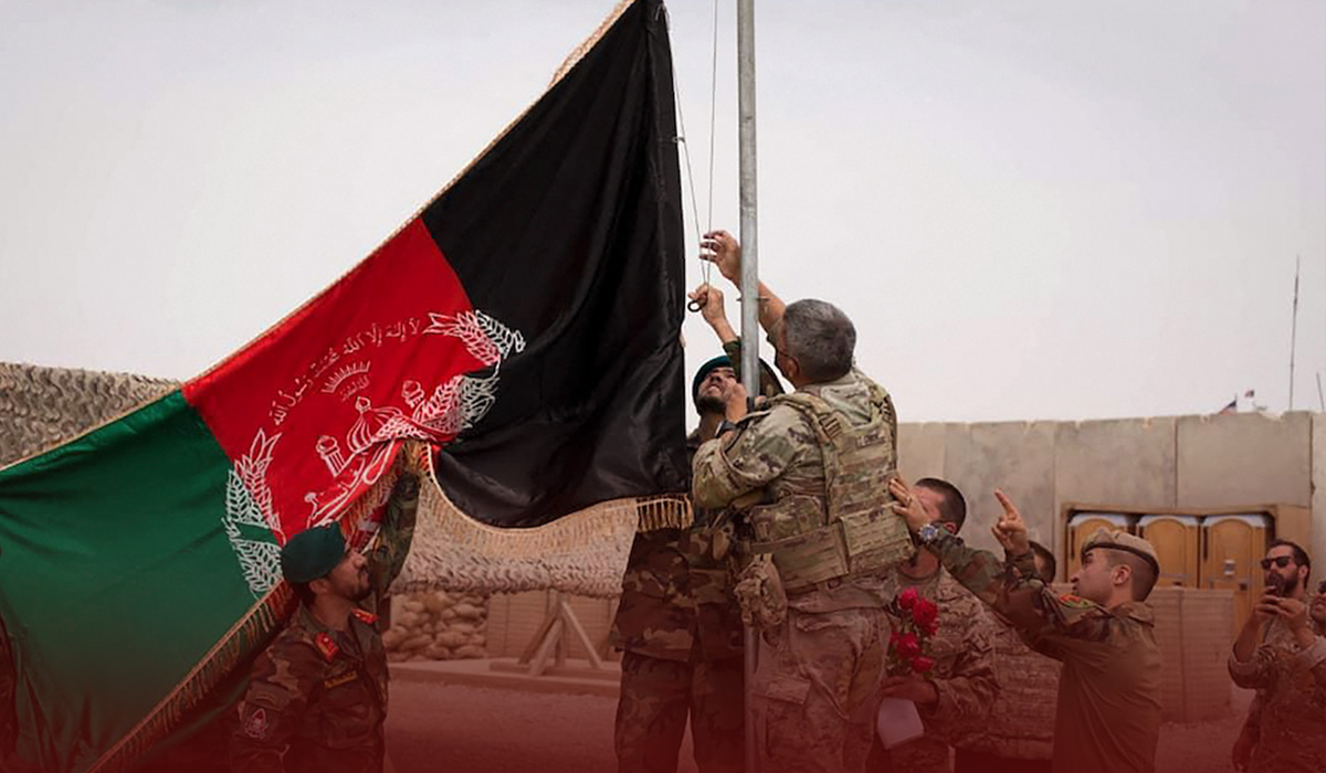America Completes Almost Quarter of its Afghan Withdrawal