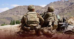 United States Officially Starts Afghanistan Troop Pullout