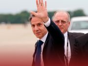 US Secretary of State heads to Middle East following Israel-Hamas Cease-Fire