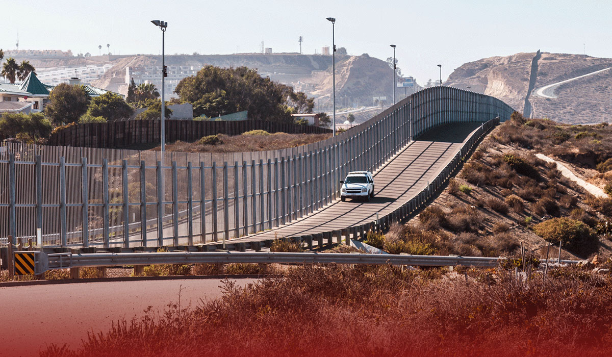US Southern Border Crossings hit Record Levels in April, around 179,000