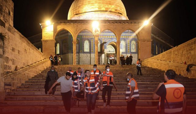 The United Nations Council meets on Jerusalem Council Clashes