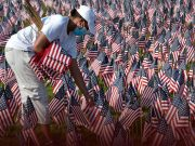 Americans gathered, unmasked across the Country over Memorial Day Weekend