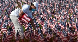 Americans gathered, unmasked over Memorial Day Weekend
