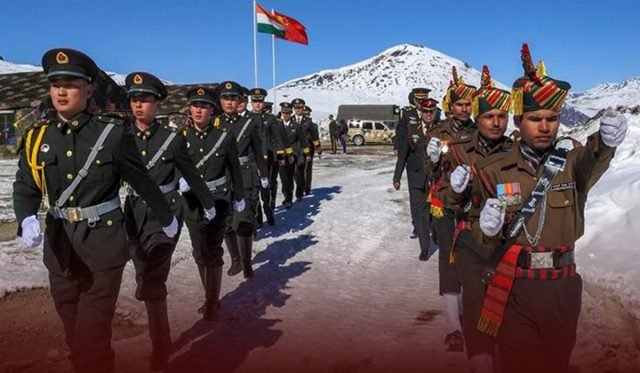 China-India Tributes to their Soldiers on Galwan Clash Anniversary
