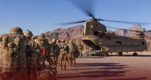 China's Intentions in Afghanistan Following American Forces Pullout