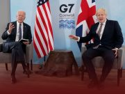 G-7 Committed to Share Vaccine, but knock for Ground in the Sandbox