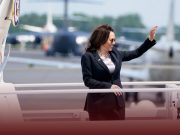 Harris left for Guatemala, Mexico in First Foreign Trip as VP