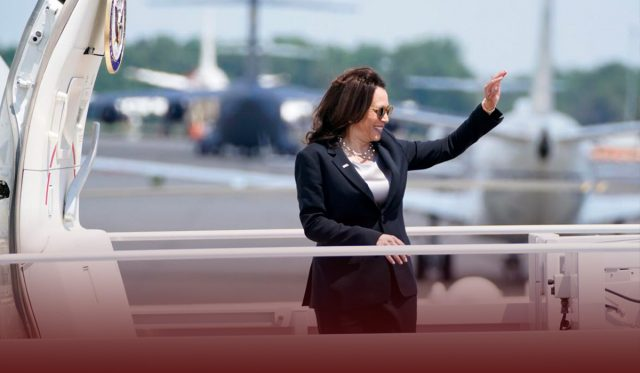 Harris left for Guatemala, Mexico in First Foreign Trip as Vice President
