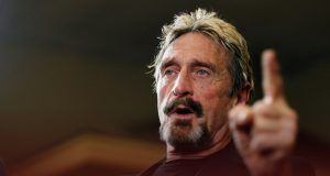 John McAfee, the Antivirus Pioneer, Found Dead in Spanish Prison Cell