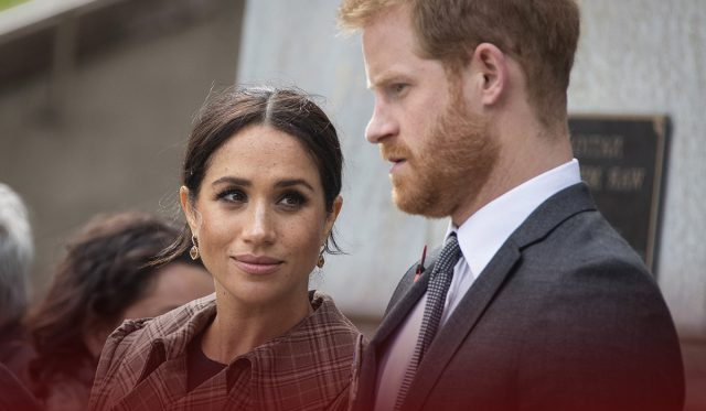 Prince Harry & Meghan announced birth of their Second Child