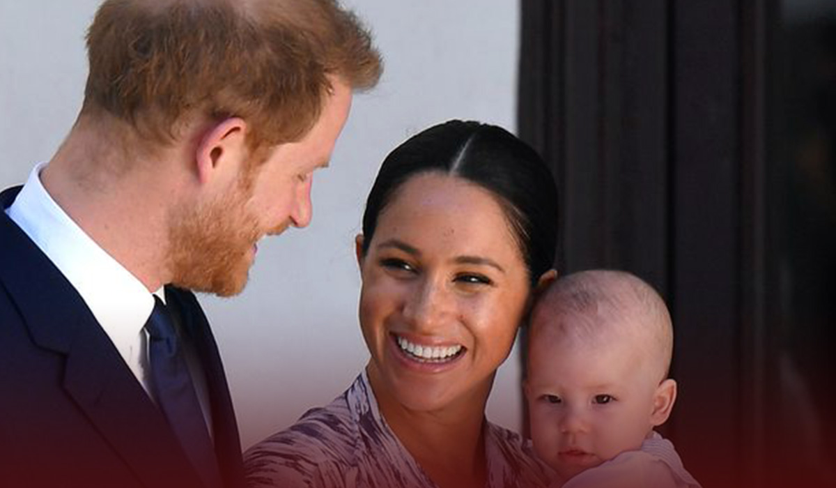 Prince Harry & Meghan Welcomed their Second Child Girl Lilibet