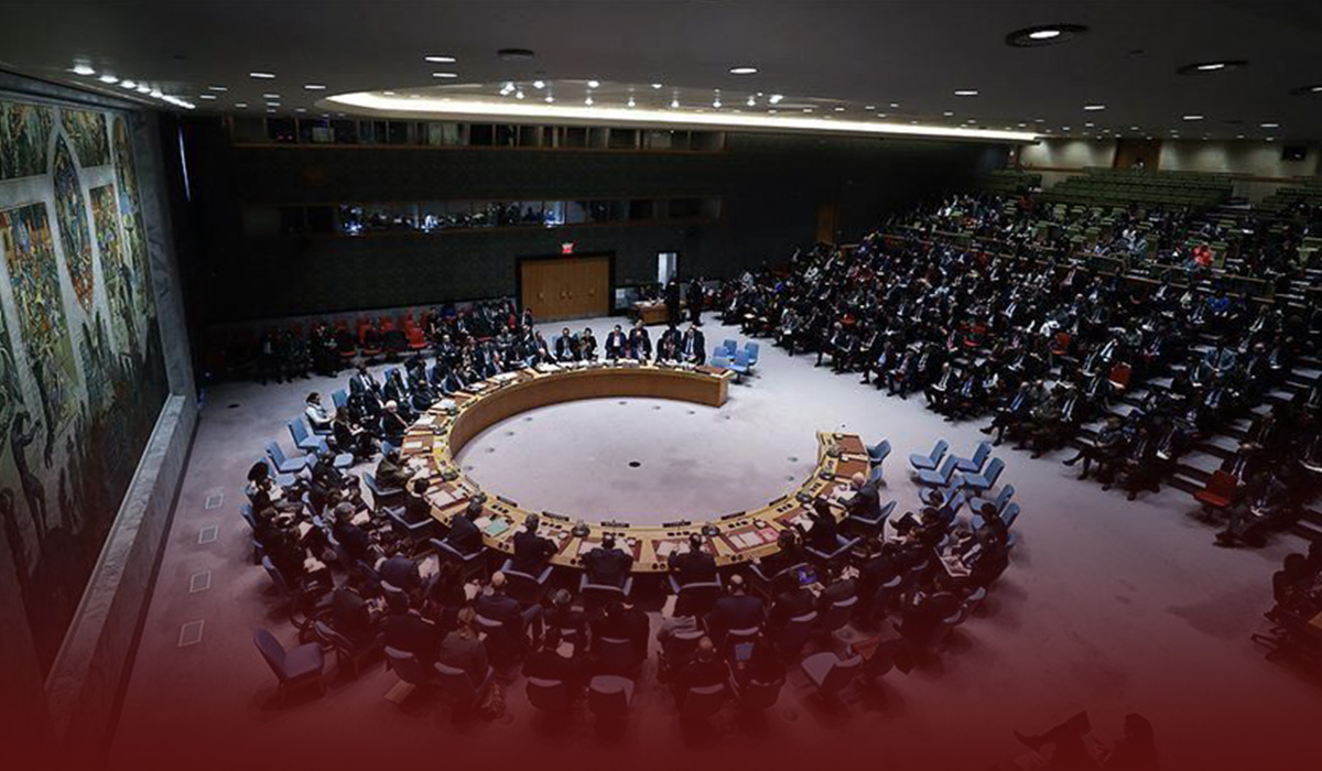 UN General Assembly voted to add Five Nations to Security Council