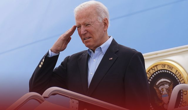 US President Biden Arrived in Europe for Talks with Allies