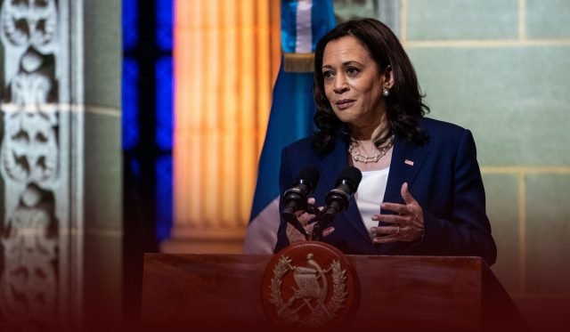 Vice President Visited Mexico, Guatemala in her first Foreign Trip