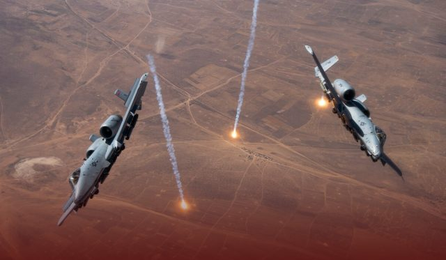 United States to Conduct Airstrikes Against Iran-backed Militia Groups