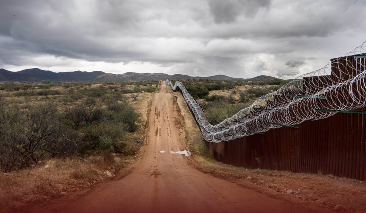 Vice President faced Pressure to visit Mexico-US border
