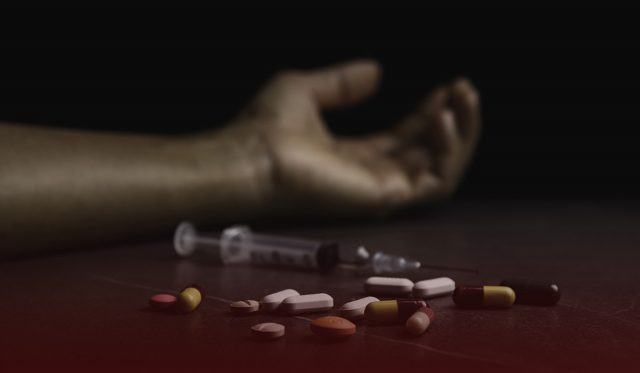 Last year 93k People Died from Drug Overdose Deaths in US