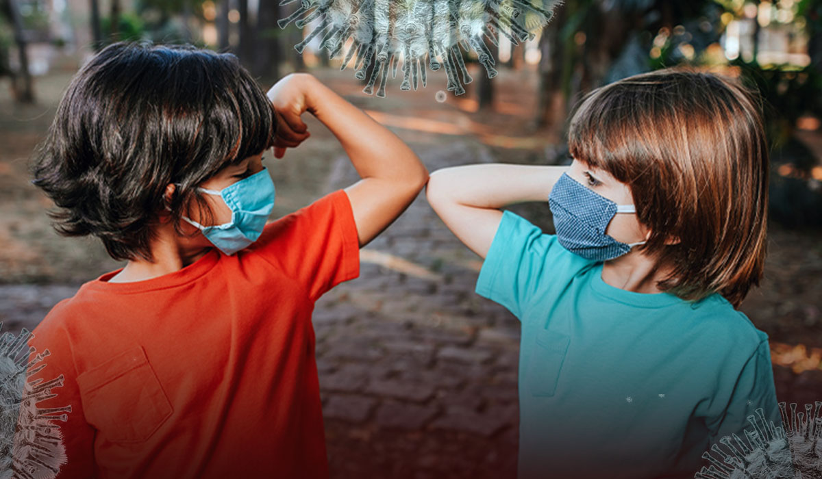 Children have Low Risk of Hospitalization & Death from Coronavirus