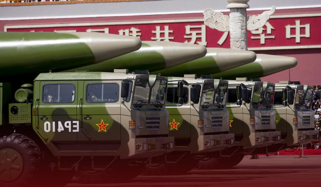 China to Build an Extensive Network of Missile Silos