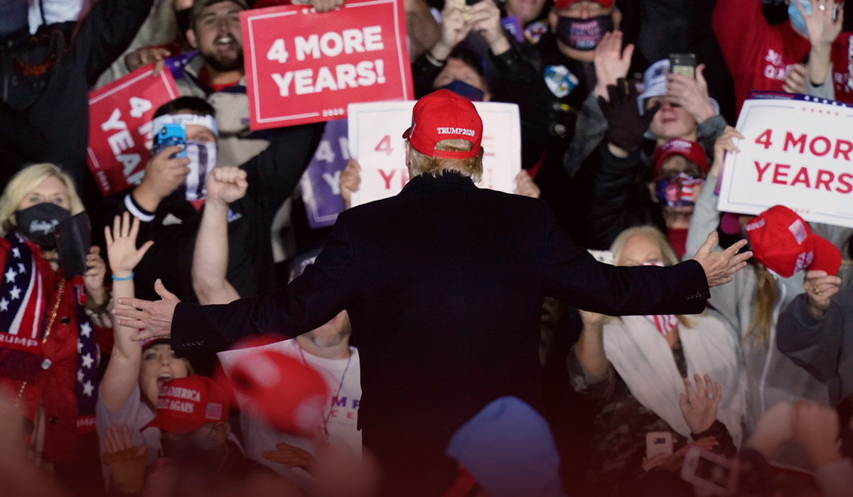 Fair Elections Key to Strong United States – Trump